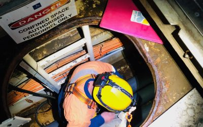 Managing risks associated with Confined Space