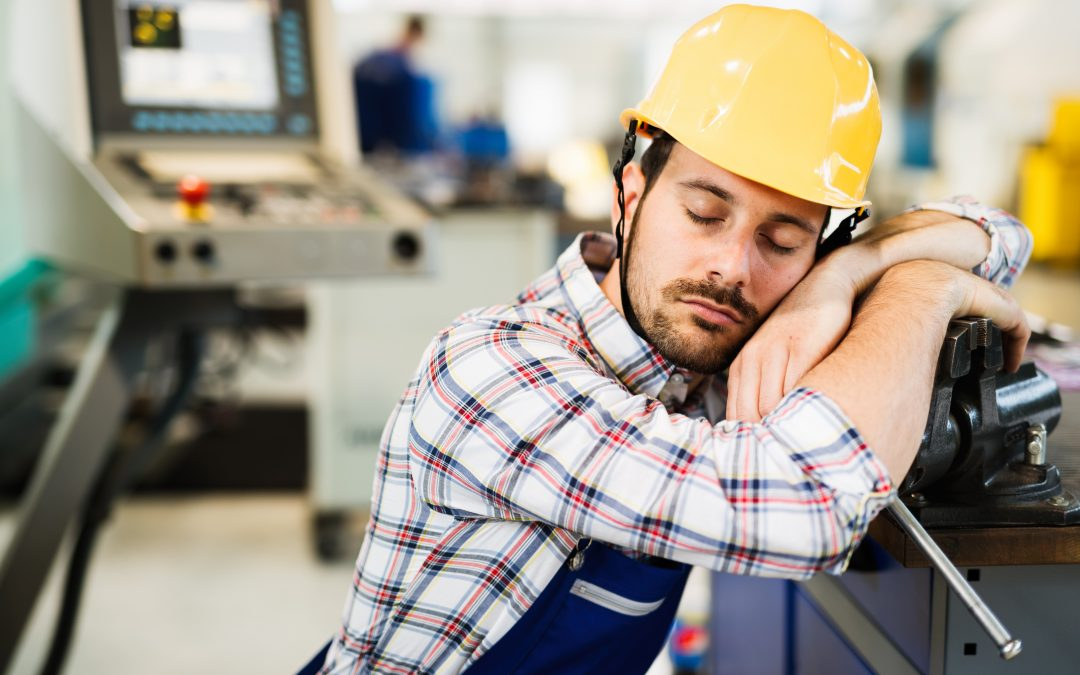 10 Signs of Workplace Fatigue